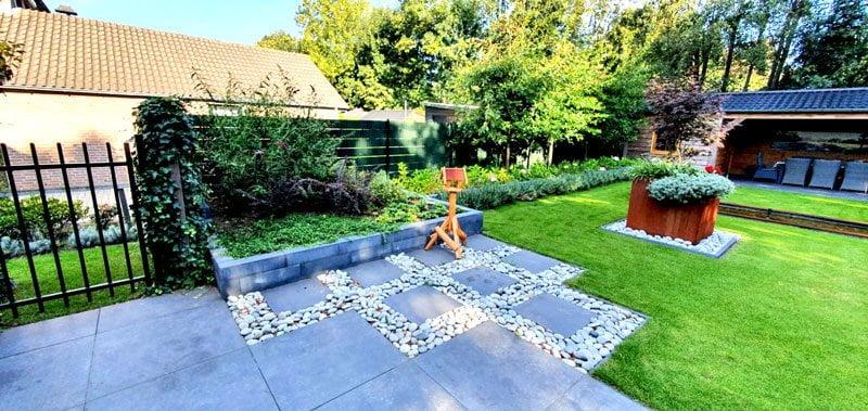 Grote en luxe keramische tegels
