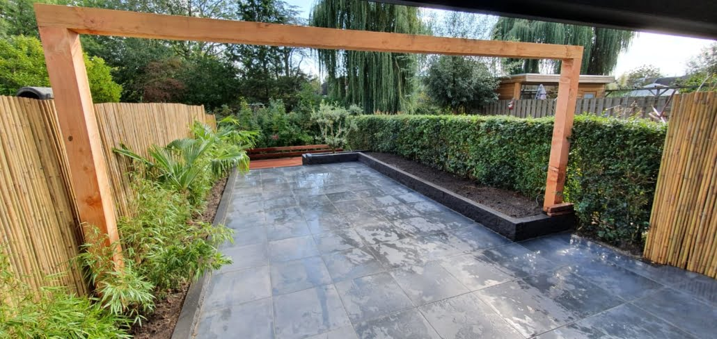 Tuinrenovatie Den Bosch met Oosterse sfeer